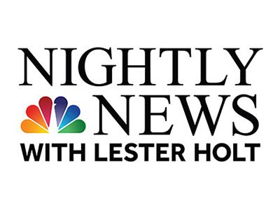 Nightly News with Lester Holt logo